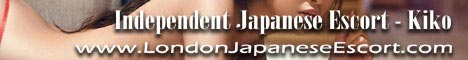 Central London Independent Japanese Escort Girl